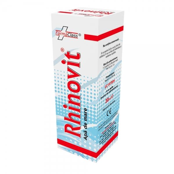 Rhinovit, spray nazal, 30 ml, FarmaClass 0