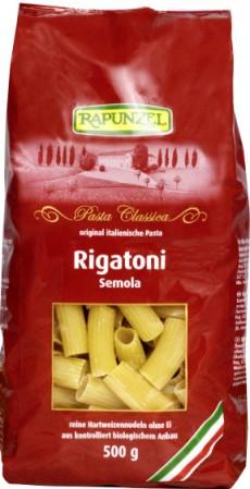 Rigatoni semola bio 0
