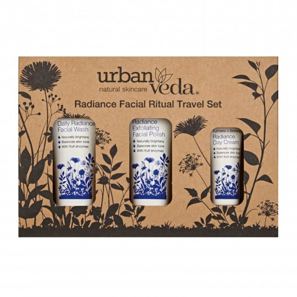 Ritual Travel Set Radiance, Urban Veda 0