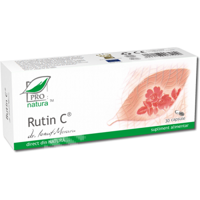 Rutin C, 30 capsule, Medica [0]