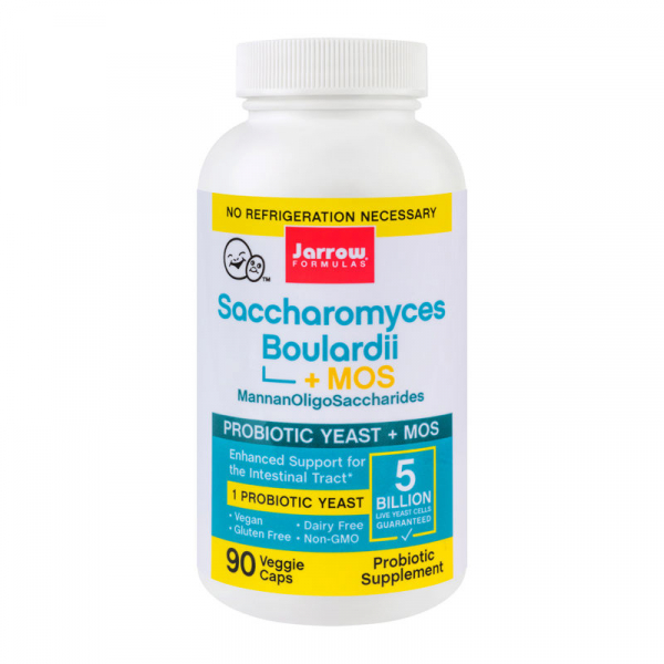 Saccharomyces Boulardii Mos Jarrow Formulas, 90 capsule 0