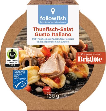 Salata cu ton el Gusto Italiano [0]