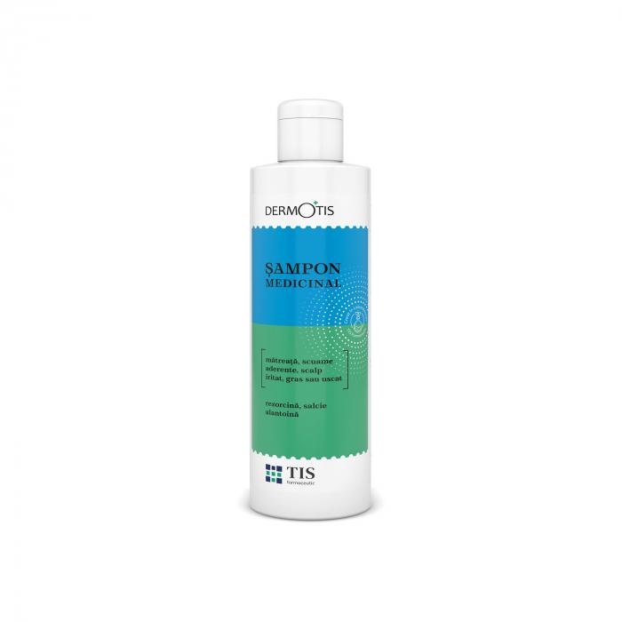 Sampon Medicinal cu Rezorcina, 120ml, Tis Farmaceutic [0]
