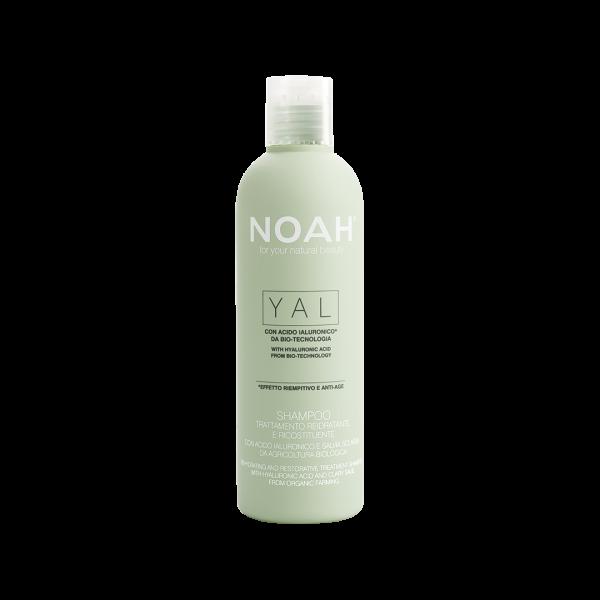 Sampon tratament cu acid hialuronic cu efect hidratant si regenerant Yal, Noah, 250 ml [0]