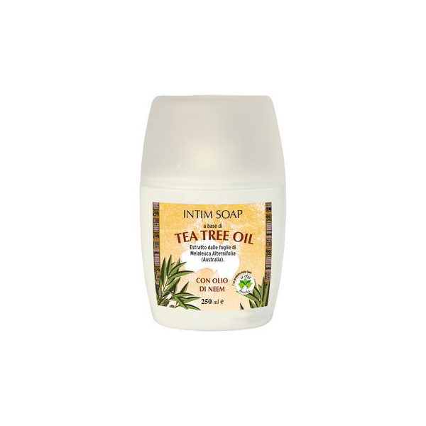 Sapun intim cu ulei de arbore de ceai, La Dispensa, 250 ml 0