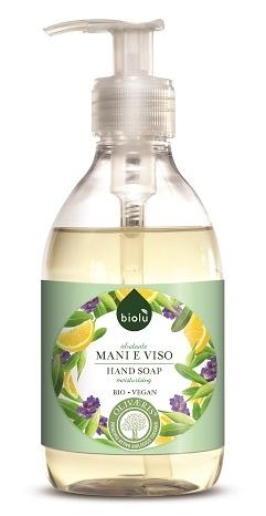 Biolu sapun lichid ecologic 300ml 0