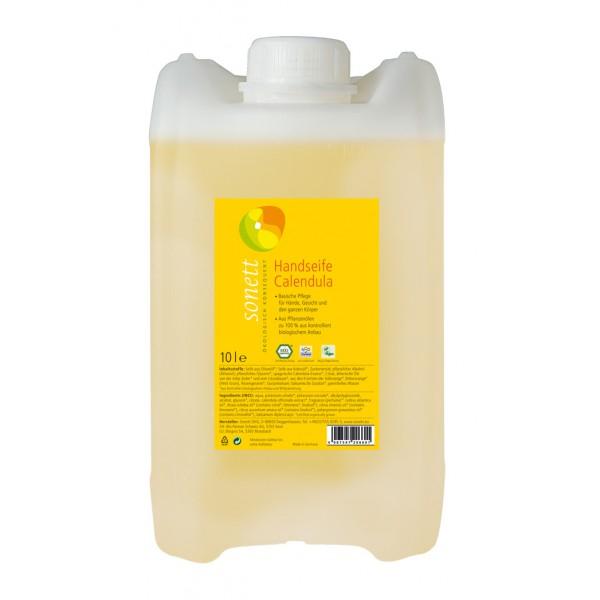 Sapun lichid ecologic Galbenele 10L, Sonett 0