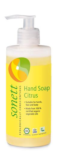 Sapun lichid ecologic Lamaie 300ml, Sonett 0
