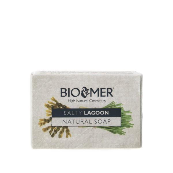 Sapun natural hidratant pentru ten uscat cu Aloe Vera BIO, Bio Mer, 90g 1