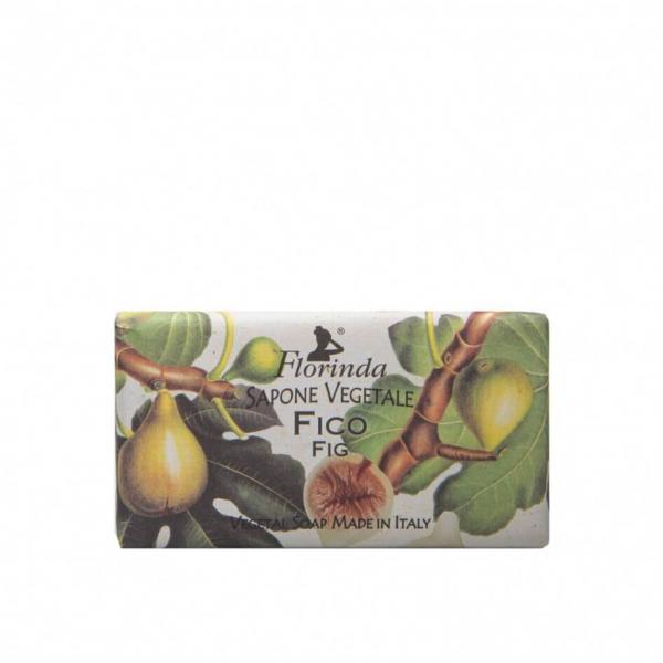 Sapun vegetal cu smochine Florinda, 100 g La Dispensa 0