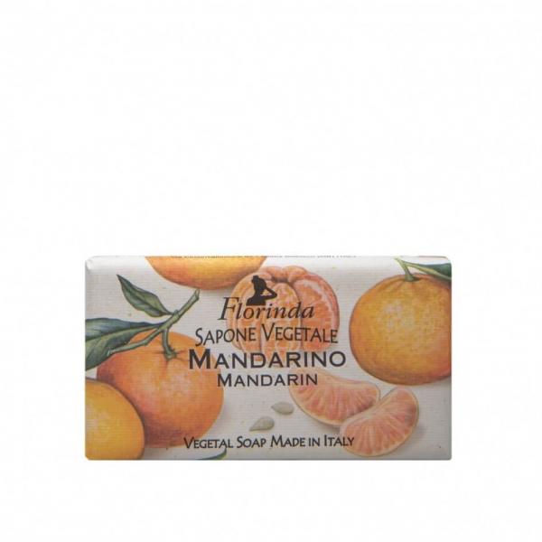 Sapun vegetal cu mandarine Florinda, 100 g La Dispensa 0