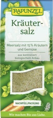 Sare de condimentat cu 15% ierburi şi legume 500g 0