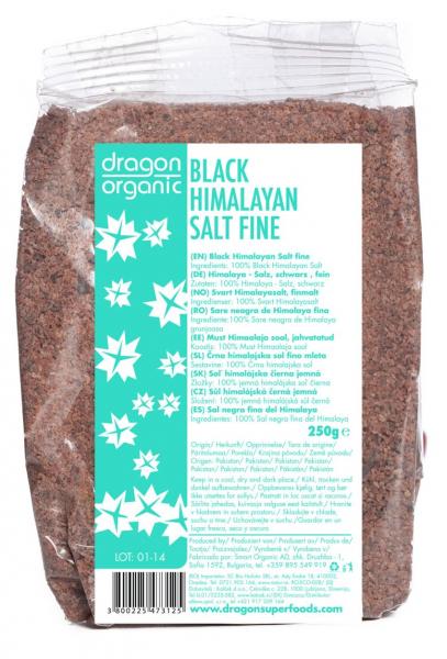 Sare neagra de Himalaya fina 250g 0
