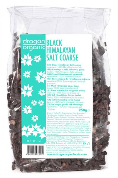 Sare neagra de Himalaya grunjoasa 250g 0