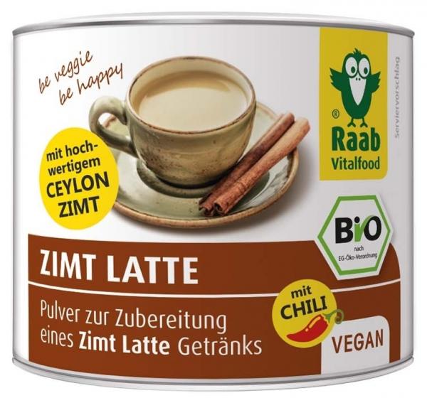 Scortisoara latte bautura instant bio 70g RAAB 0