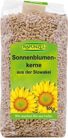Seminţe de floarea soarelui ecologici [0]