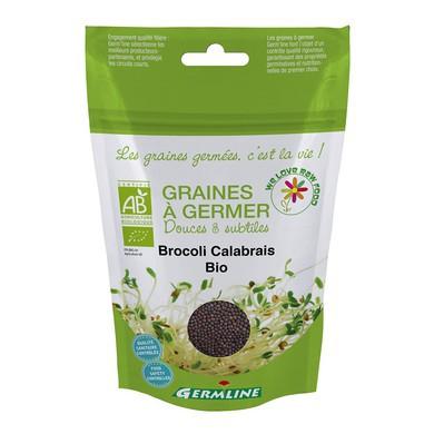Seminte de broccoli calabrese pt. germinat 100g 0