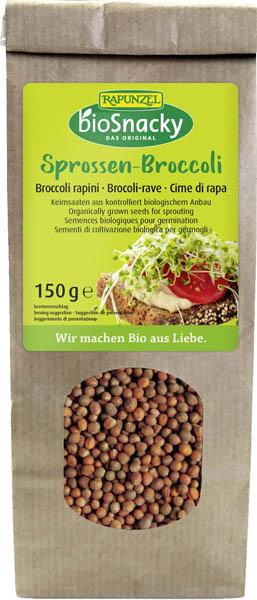 Seminte de brocoli eco pentru germinat [0]