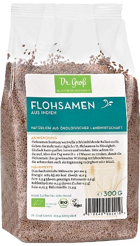 Seminte de psyllium bio 0