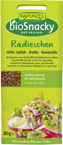 Seminte de ridiche bio pentru germinat 0