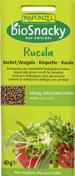 Seminte de rucola bio pentru germinat [0]
