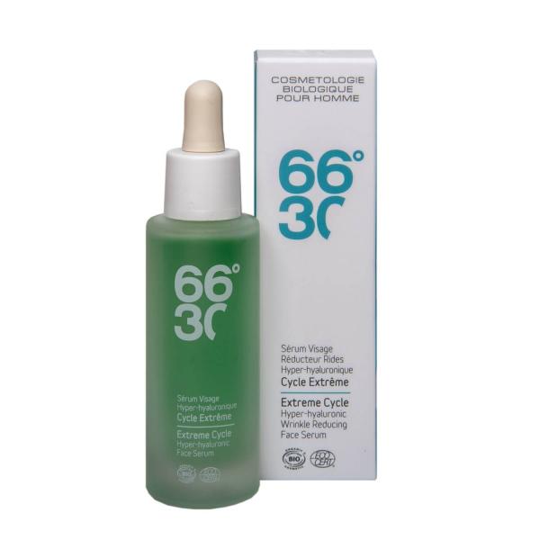 Ser Facial Antiaging pentru reducerea ridurilor, BIO, 66-30, 30 ml 1
