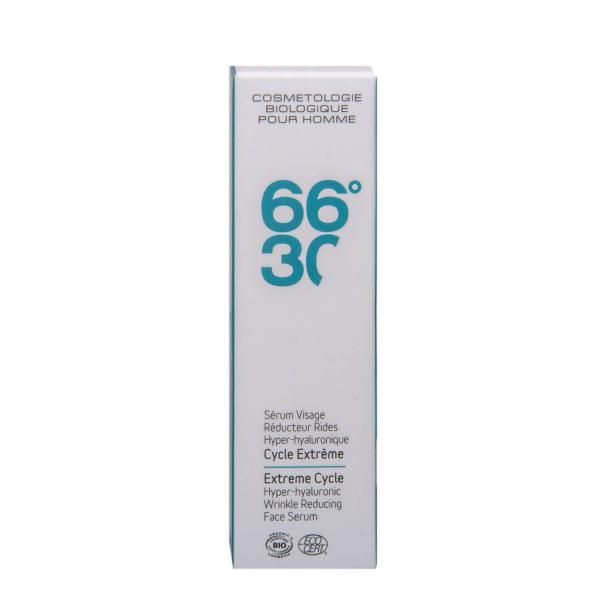 Ser Facial Antiaging pentru reducerea ridurilor, BIO, 66-30, 30 ml 2