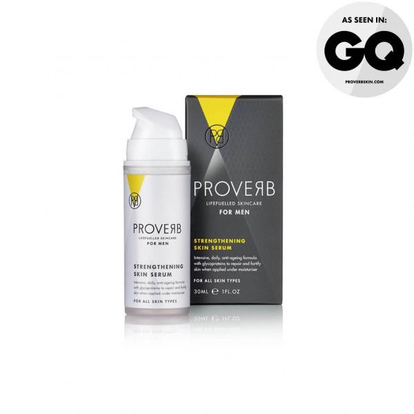 Ser pro fermitate anti-age pentru barbati, 30 ml, Proverb [0]