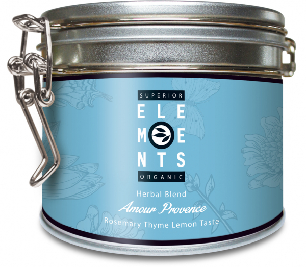Set cadou Ceai Bio - Elements Superior Organic 4