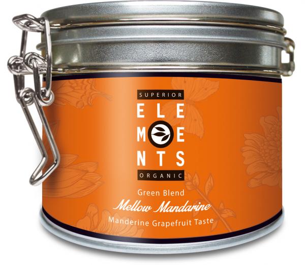 Set cadou Ceai Bio - Elements Superior Organic 1
