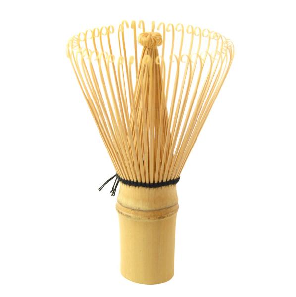 Set complet Matcha BIO Infused Ceremonial, bol, pamatuf si masura bambus 2