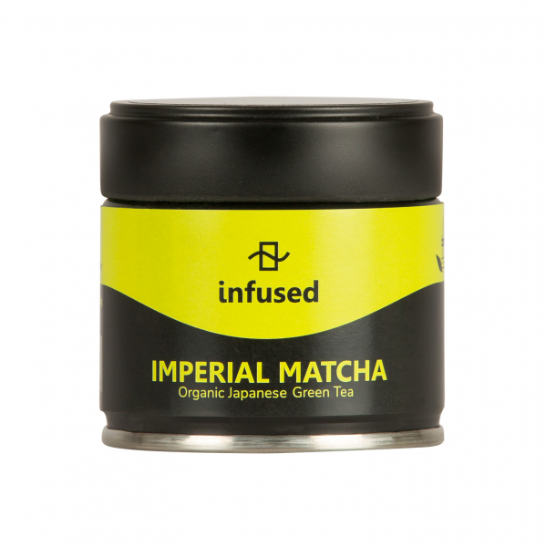 Set complet Matcha BIO Infused Imperial, bol, pamatuf si masura bambus 1