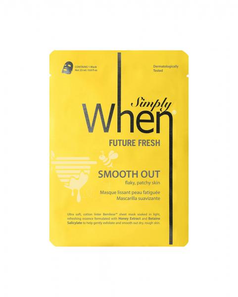 Masca hidratanta si revigoranta pentru ten obosit, Future Fresh, 23 ml, Simply When 0