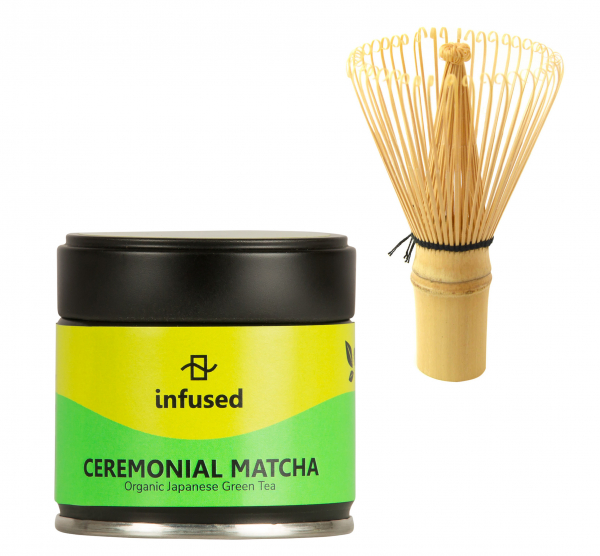 Set Matcha Bio Ceremonial - Infused si pamatuf 0