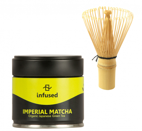 Set Matcha Bio Imperial - Infused si pamatuf 0