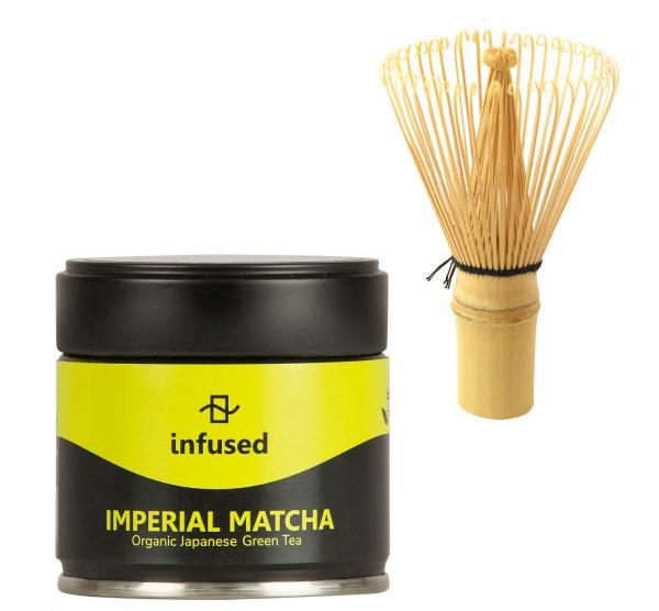 Set Matcha Bio Imperial - Infused si pamatuf [0]