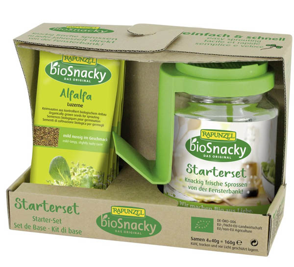 Set Starter pentru germinat bio [0]