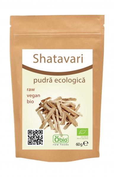 Shatavari pulbere eco 60g 0