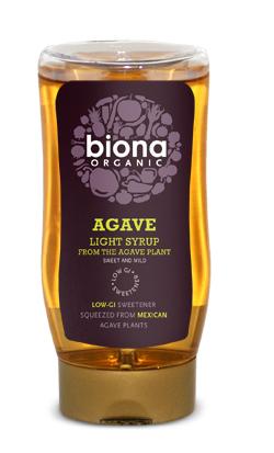 Sirop de agave light eco 250ml Biona 0