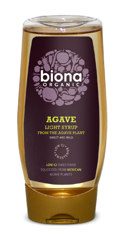 Sirop de agave light bio 500ml Biona 0