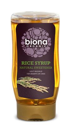Sirop de orez bio 350g 0