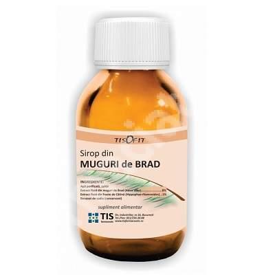 Sirop din muguri de brad, 150 ml, Tis Farmaceutic [0]