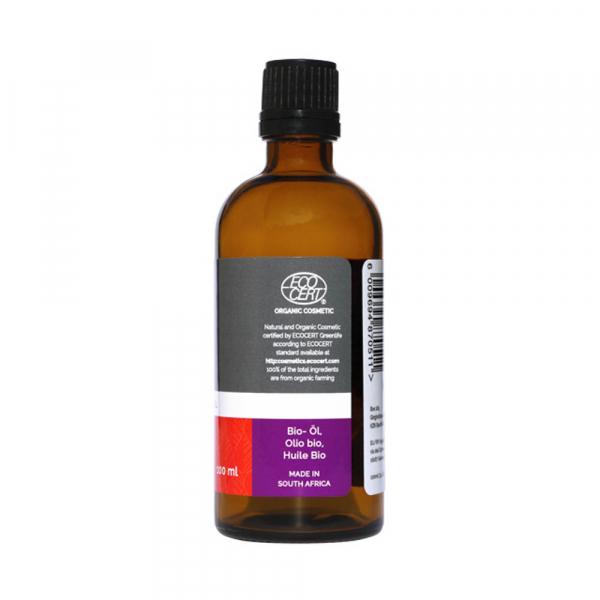 SOiL Ulei Baza Grape Seed - Seminte de struguri - 100% Organic ECOCERT 100ml 2