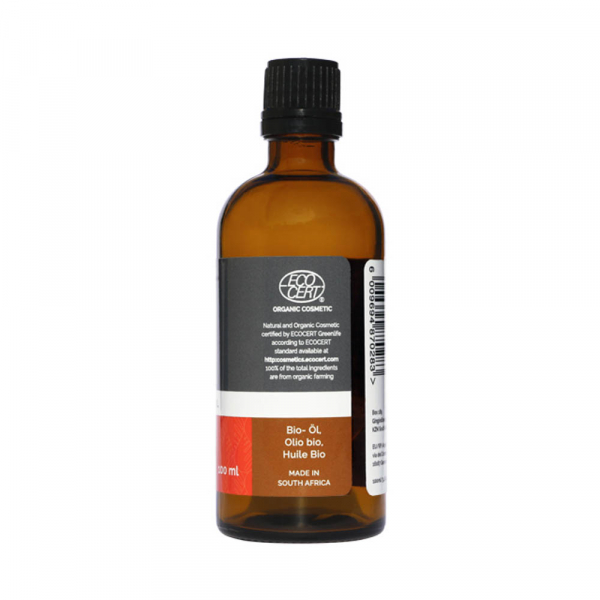 SOiL Ulei Baza Macadamia Nut - Nuci de Macadamia - 100% Organic ECOCERT 100ml 2