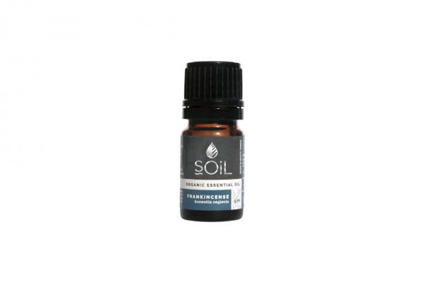 SOiL Ulei Esential Frankincense - Tamaie 100% Organic ECOCERT 5ml 0