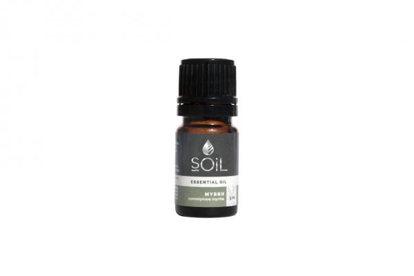 SOiL Ulei Esential Myrrh (Conventional) - Smirna 5ml [0]