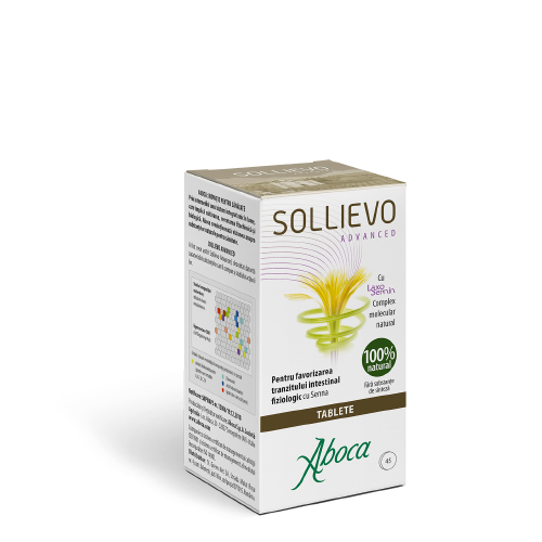 Sollievo Advanced, 45 comprimate, Aboca 0