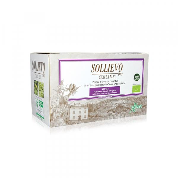 Ceai Bio Sollievo, 20 plicuri, Aboca 0
