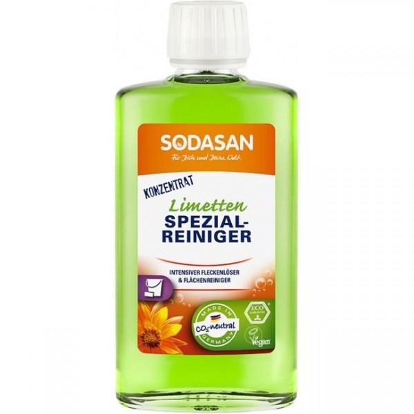 Solutie Bio Concentrata De Curatare A Petelor Si Mirosurilor 250 ml Sodasan 0