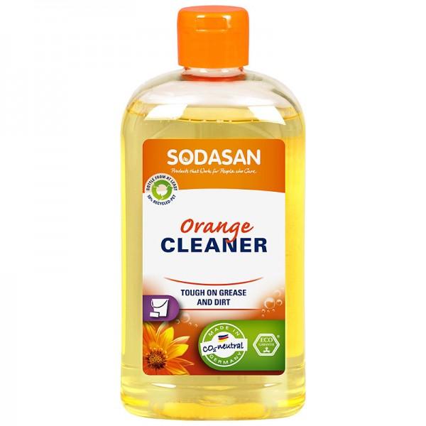 Solutie ecologica universala de curatare cu portocale 500ml 0